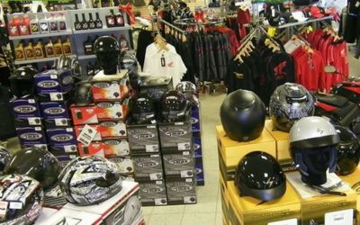 Motorcycle Apparel Franchise